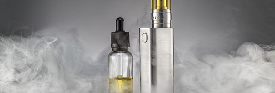 Achat de e-cigarette et de e-liquide